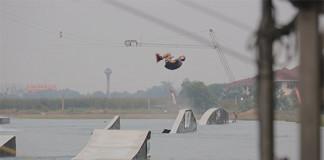 Nikita Martyanov w Thai Wake Park 2013