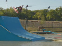 Breddas quarterpipe session