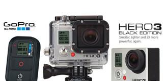 Przegląd kamery GoPro HERO3 Black Edition