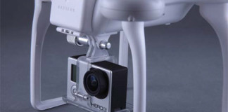 DJI Phanto do GOPRO HERO3