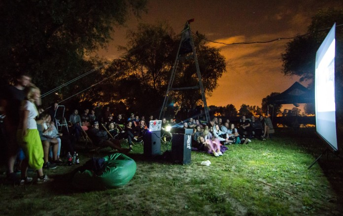 Wake Camp Kraków premiera filmu