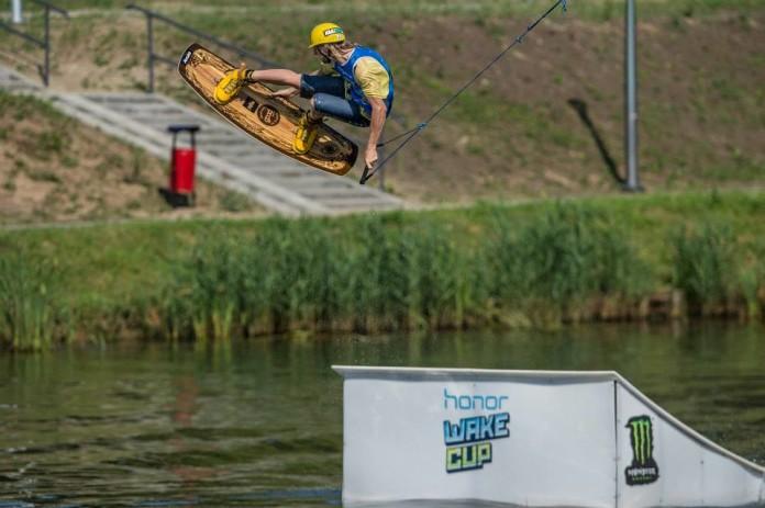 Rafał Sypień - Honor Wake Cup