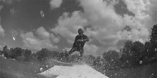 Cergy Wakepark Black & White