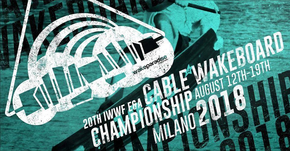 Mistrzostwa Europy Wakeboard Wakeskate 2018